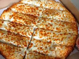 A Pizza Mart pie, coming to First Hill (Image: A Pizza Mart)