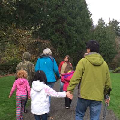 Free Family Weekend Walk: Winter Safari @ Washington Park Arboretum