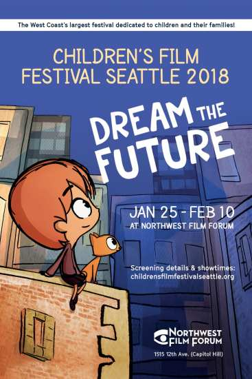 Children's Film Festival Seattle 2018 @ Northwest Film Forum