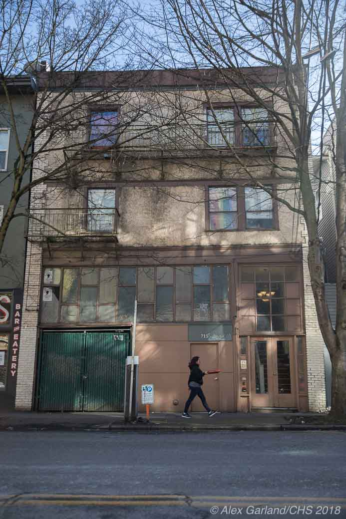 Doghouse's leather and kink retail project set to kick new life into 107-year-old Pike/Pine building with a (probably) racy past