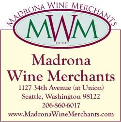 Parejas Cellars Wine Tasting @ Madrona Wine Merchants