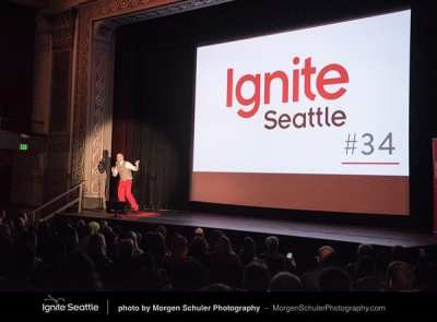 Ignite Seattle @  The Egyptian Theater
