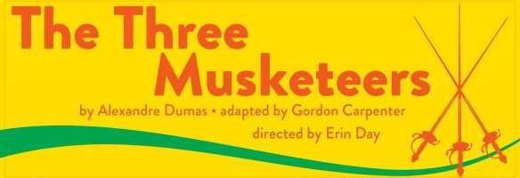 GreenStage presents The Three Musketeers @ Volunteer Park