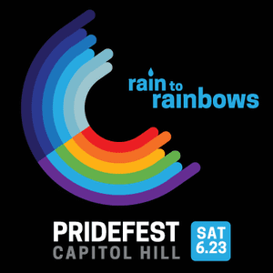 PrideFest Capitol Hill @ Broadway from John to Roy, as well as Denny Way and Cal Anderson Park