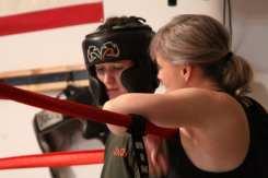 Cappy's Boxing Gym. Photo courtesy of Ara Jane Olufson.