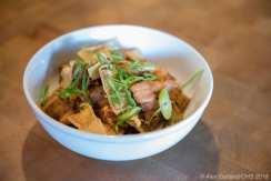 Tofu Ribbon Salad