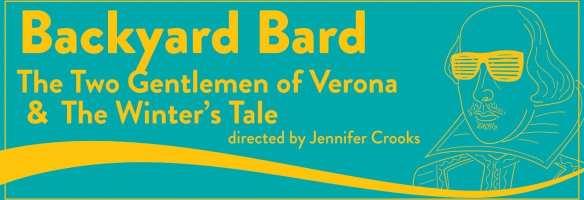 GreenStage presents Backyard Bard Two Gentlemen of Verona @ Pratt Park
