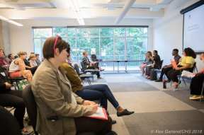 Forum discusses connections between gentrification and violence on