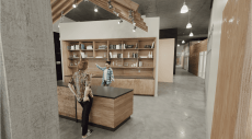 bar-and-corridor