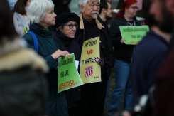Stop Kavanaugh Vigil, Cal Anderson Park