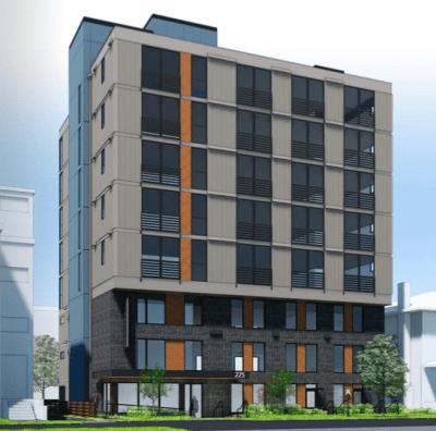 Design Review: 225 Harvard Ave E