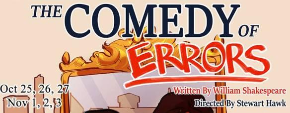The Comedy of Errors @ Quincy Jones Performance Center