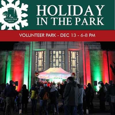 Holiday in the Park @ Volunteer Park