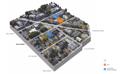 Design review: 1711 20th Ave @ Seattle University -- Casey Commons - Casey 530