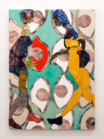 Tschabalala Self in Conversation @ Frye Art Museum