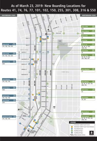 Good news for Capitol Hill Station riders as Metro buses