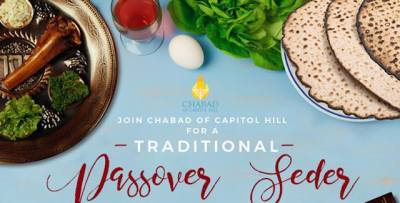 Capitol Hill Community Post | Communal Passover Seder | CHS