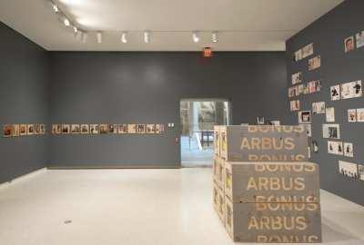 Pierre Leguillon: Arbus Bonus @ Frye Art Museum