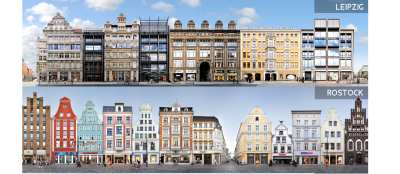 Exhibition: Germany Street Fronts @ Goethe Pop Up Seattle, Chophouse Row