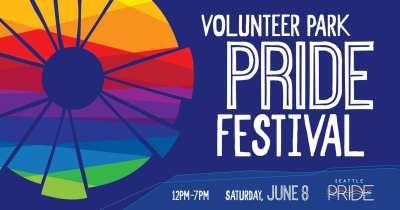 Volunteer Park Pride Festival @ Volunteer Park Amphitheater
