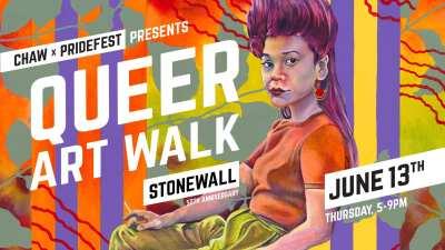 Capitol Hill Queer Art Walk