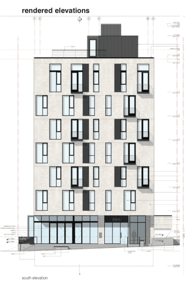 Design review: 800 E Denny Way