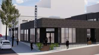 Rendering of the soon to open E Pike Pagliacci