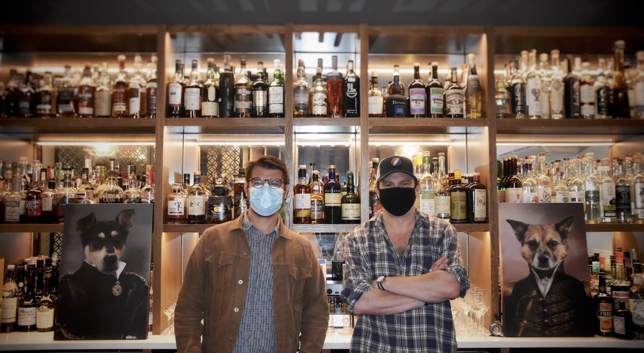 As officials issue new guidance on masks, Capitol Hill bar The Doctor's Office joins spots requiring proof of vaccination