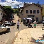Moradores protestam contra fechamento de banco em Muniz Freire