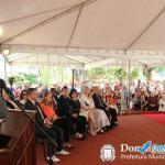 Novo prefeito e vice-prefeito são empossados em Domingos Martins
