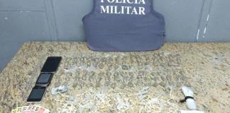 PM prende traficante de 17 anos em Cachoeiro