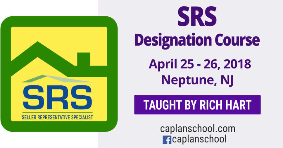 The SRS Designation Course will redefine your