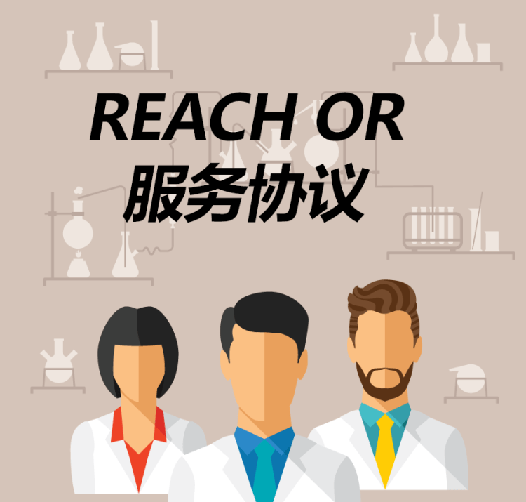 REACH OR Agreement in chinese language REACH OR ????