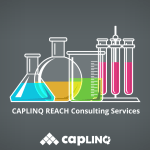 Caplinq REACH consulting and only representative services