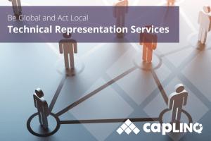 CAPLINQ Technical representation services