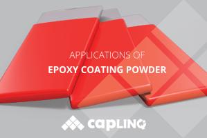 Epoxy coating powder applications