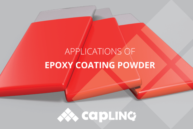 Epoxy coating powder applications