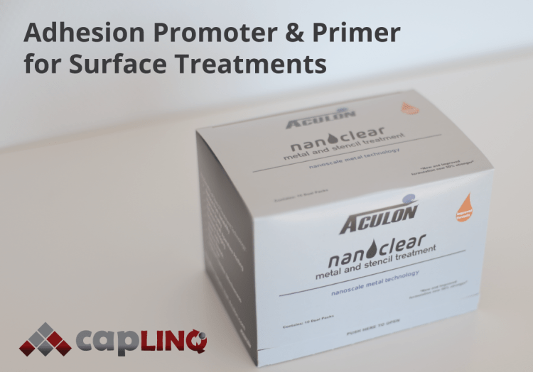 adhesion promoter and primer