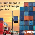 Order fulfillment in europe