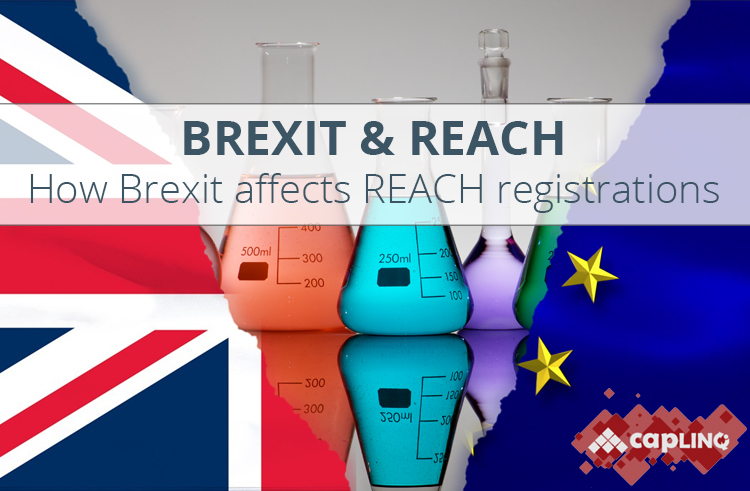 How BREXIT affects REACH regulations ECHA