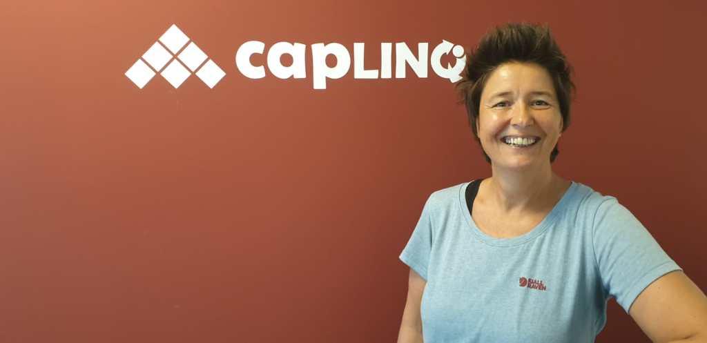 Rowena Tiggers joins Caplinq Warehouse Operator