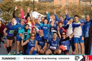 """II Carrera Never Stop Running """"Nunca te rindas"""""""