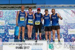 29 Mitja Marató La Vall de Segó