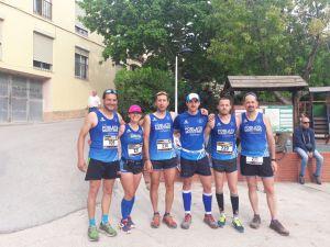 IV Trail Alborache Los Zorros