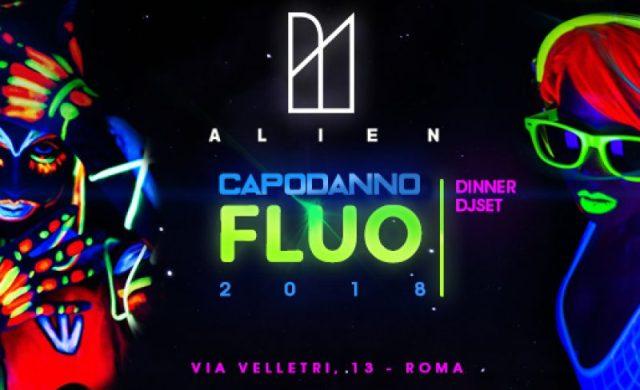Capodanno Alien 2018