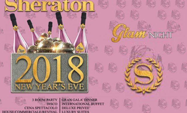 Capodanno Sheraton Roma 2018