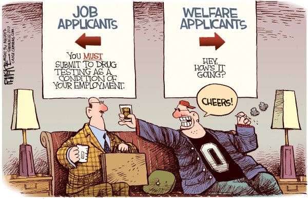 Image result for welfare state cartoon