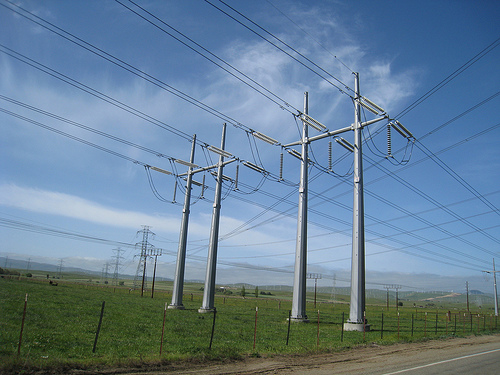 Energy power lines