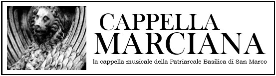 logo locandina cappella marciana