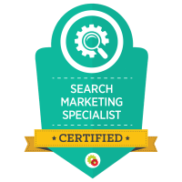 search marketing certified